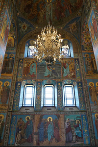 Inside Church of Spilled Blood2
