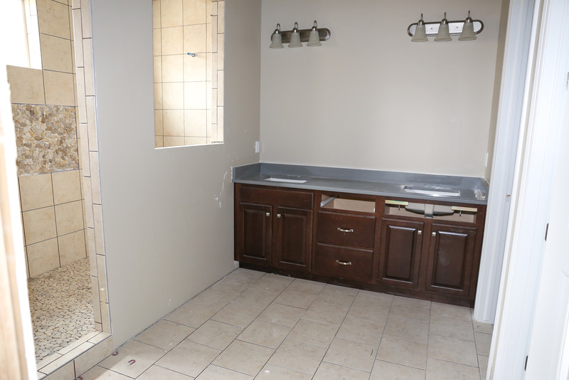 P & C bathroom