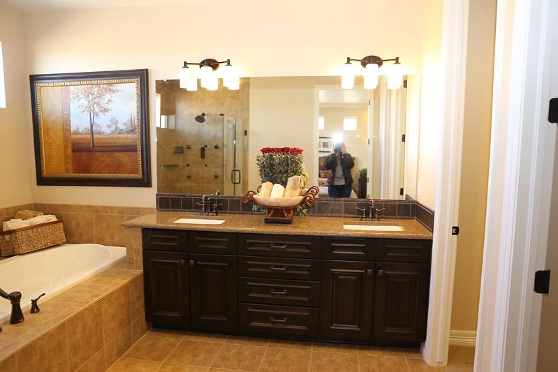 P & C Model bathroom