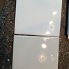 Standard tile for bathroom #2 & #3