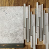 Like this accent tile Group 9 Soho Silver Stack