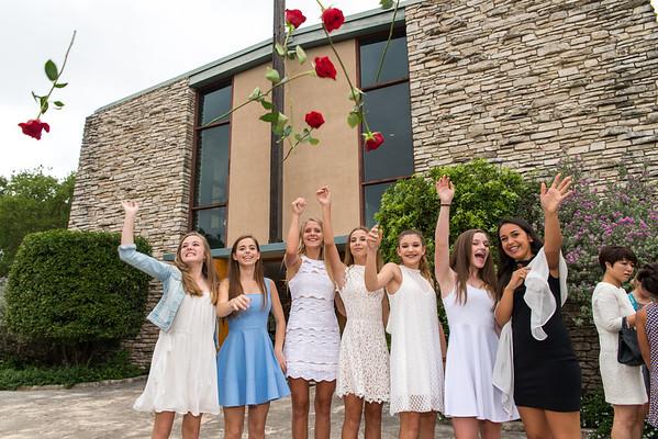Middle School Awards & Graduatiuon