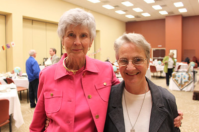 Saint Thomas Midtown Volunteer Luncheon 2014