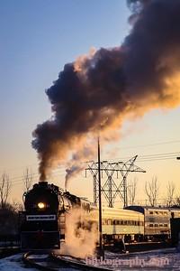 The North Pole Express!  Saint Paul, MN