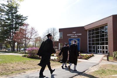 Saint Joseph's College of Maine, Class of 2015 Baccalaureate Mass held on 5.8.15, Standish, Maine.