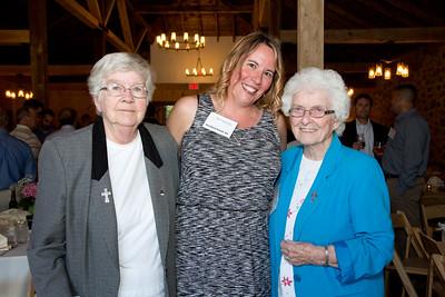 Saint Joseph's College of Maine (SJC) Hall of Fame Awards, 9.9.17 Standish, Maine.