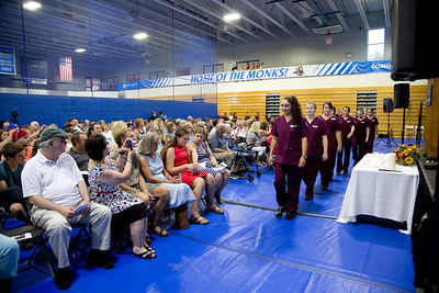SJC Lighting Ceremony for the Nursing Class of 2020.  Held on 9.24.17 at the Campus of Saint Josephs College in Standish, Maine.