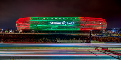 Merry Christmas from Allianz Field