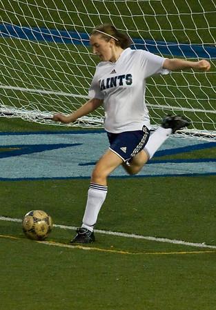 Saints Girls Soccer