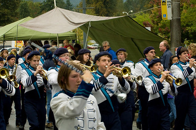 Saints Marching Band