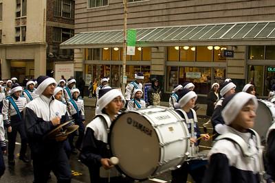Macy's Parade 2008