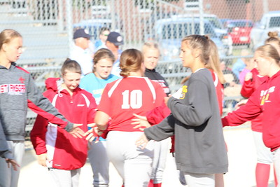 Softball vs. North Butler-6-21-21