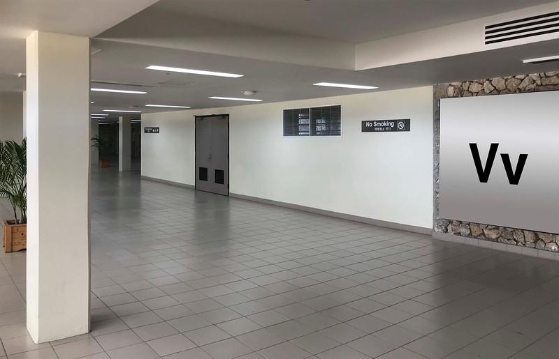 Terminal 2 : Vv end