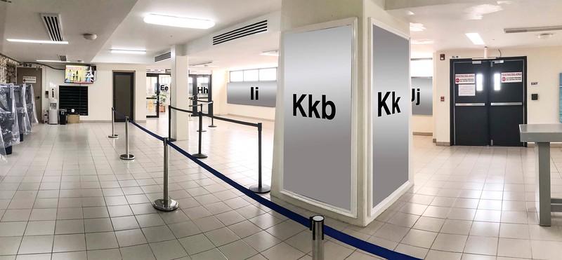 Terminal 2 : Ii, Kkb, Kk