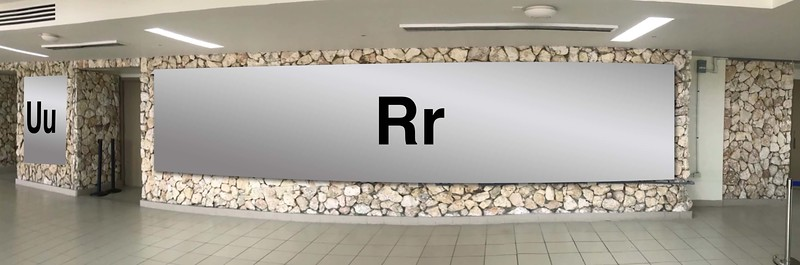 Terminal 2 : Uu, Rr