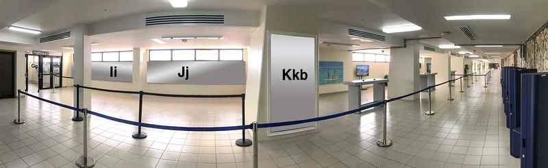 Terminal 2 : Ii, Jj, Kkb