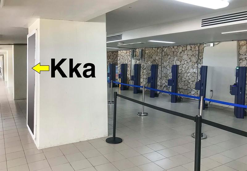 Terminal 2 : Kka