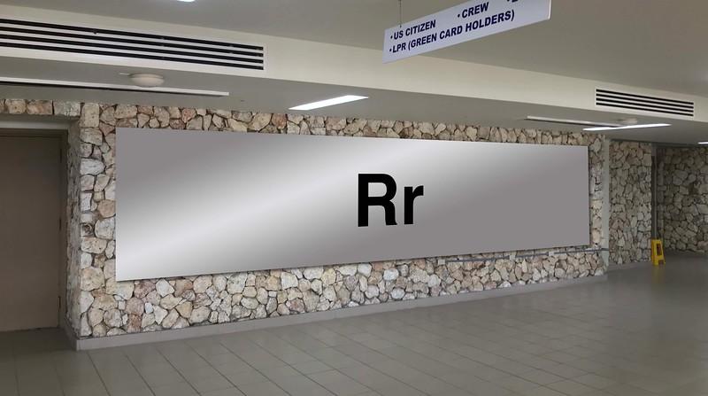 Terminal 2 : Rr