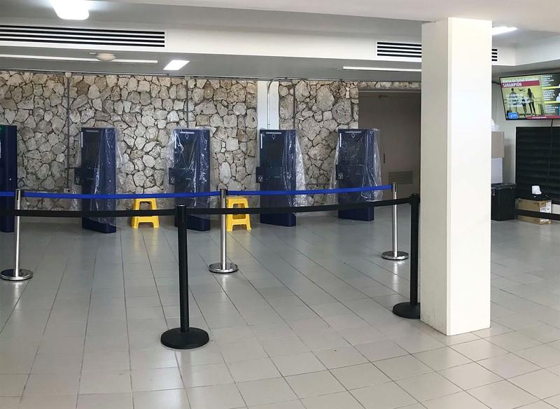 Terminal 2 : Automated Passport Control