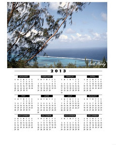 ironwood calendar