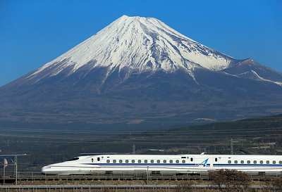 Train Shinkansen serie N700