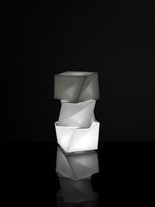 Luminaire (IN-EI ISSEY MIYAKE « MOGURA »)