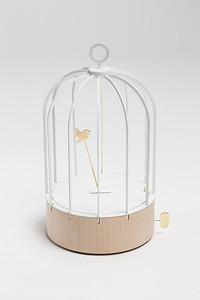 4  Bird Cage Clock, Dorothée Loustalot ©Head_SandraPointet _ 8