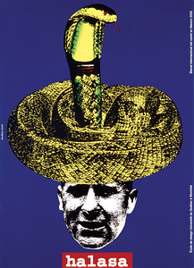 Biennale internationale d'affiches de Mexico, 2002 Alfred Halasa