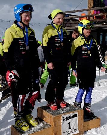 Kids Cup Rinerhorn - Rangverkuendigung