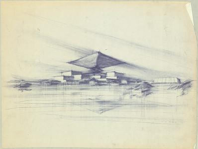 Arthur Erickson: Lignes topographiques / Site Lines  _Oeuvres