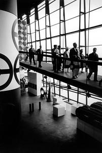 7.2 - Intérieur du pavillon du Québec à l'Expo 67
