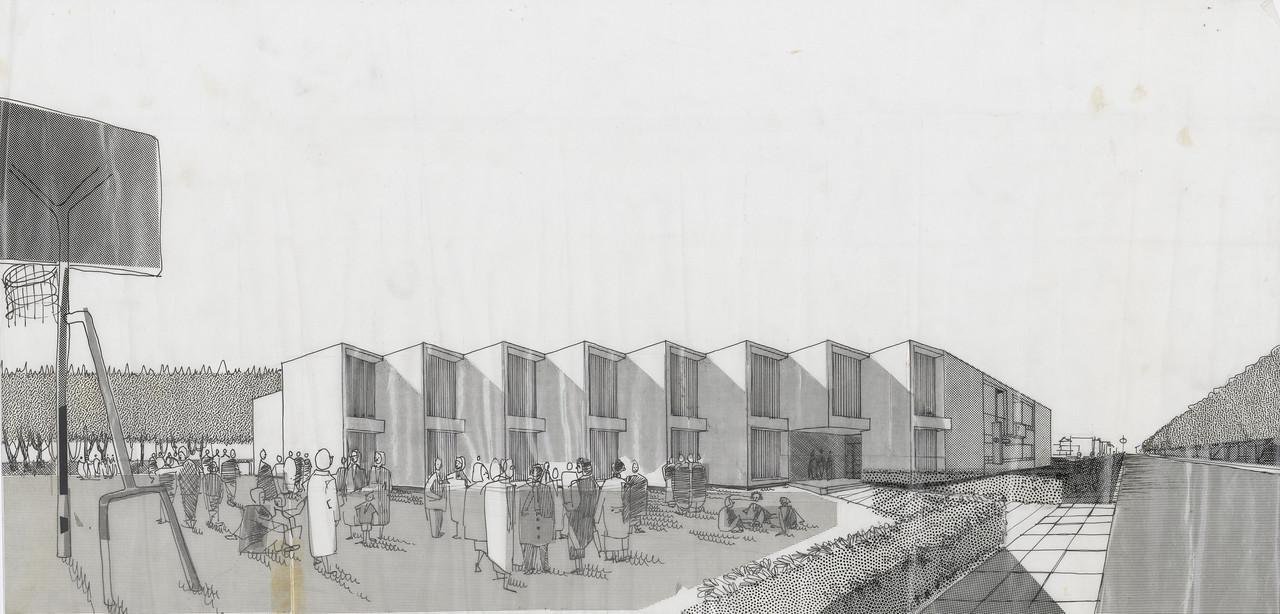 1- École Marie-Favery