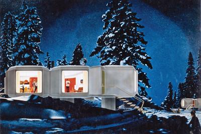 9.2 - Maisons modulaires en plastique