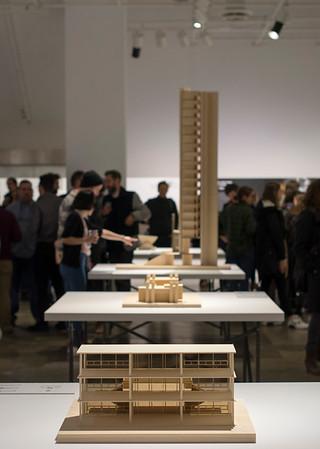 Vernissage _ Une architecture du Québec moderne, 1958-1974