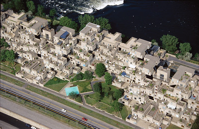Habitat 67_Aerial View Closeup_image by Studio Graetz