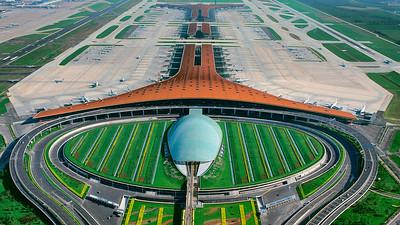 2009 Beijing Airport