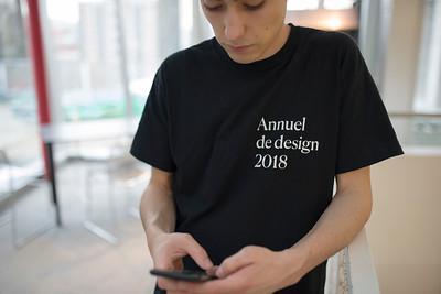 annuel de design 201870
