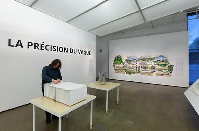 LA PRÉCISION DU VAGUE_Exposition_CENTRE DE DESIGN DE L'UQAM_2019_© Michel Brunelle