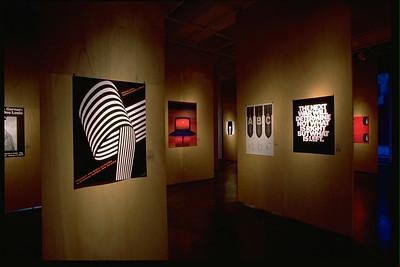 100 meilleurs affiches - Europe USA - Exposition - Centre de design - Saison 1995-1996