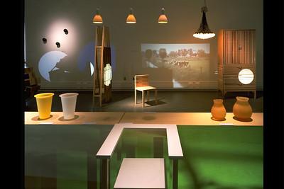 Design now - Exposition - Centre de design - Saison 1995-1996