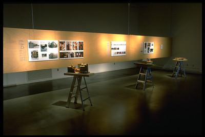 Voyagements... voyageries - Exposition - Centre de design - Saison 1995-1996