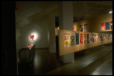 Affiches de Cuba 1995-1996 - Exposition - Centre de design - Saison 1995-1996