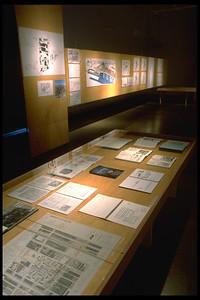 Construire la ville (1995-1996) - Exposition - Centre de design - Saison 1996-1997