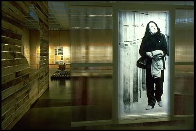 Lina Bo Bardi - Exposition - Centre de design - Saison 1996-1997