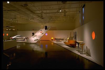 Designland_Exposition_CENTRE DE DESIGN DE L'UQAM_1999-2000_© Michel Brunelle