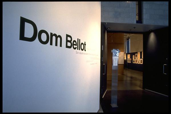 Dom Bellot: moine et architecte _9900