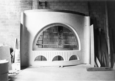 NS_13 : Mur rideau en béton, Château Champlain, 1967