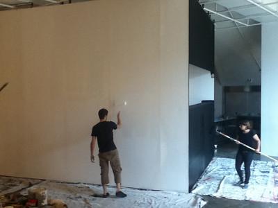 IMG_0206 Lino en chantier ©MAD Centre de design de l'UQAM Saison 2011-2012