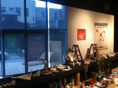 IMG_0219 Lino en chantier ©MAD Centre de design de l'UQAM Saison 2011-2012