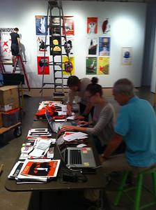 IMG_3665 Lino en chantier ©GEO Centre de design de l'UQAM Saison 2011-2012